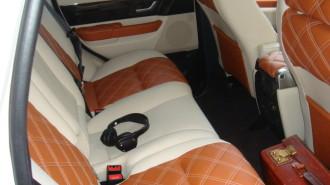 Autositze Komplettausstattung nach Kundenwunsch
